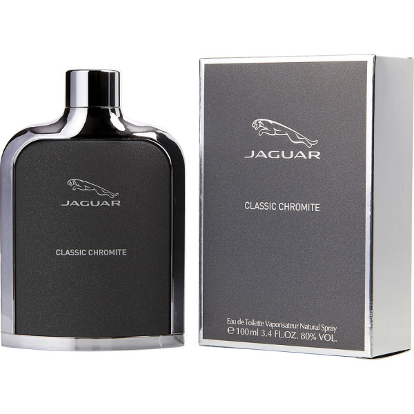 Jaguar - Classic Chromite : Eau de Toilette Spray 3.4 Oz / 100 ml