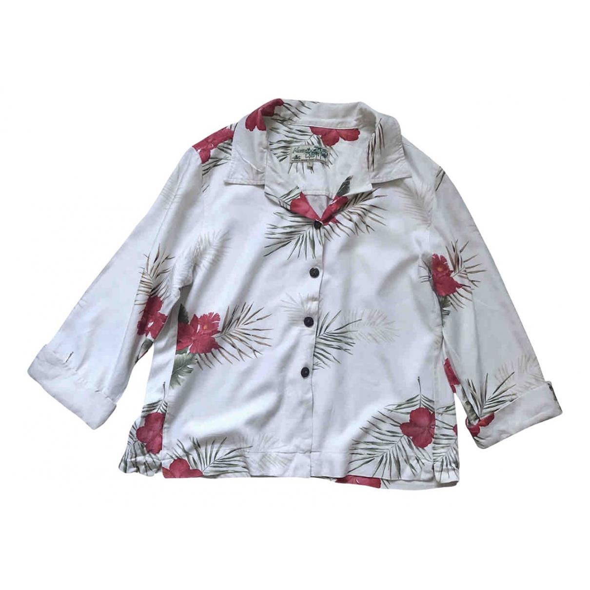 Non Signé / Unsigned N Multicolour Cotton  top for Women S International