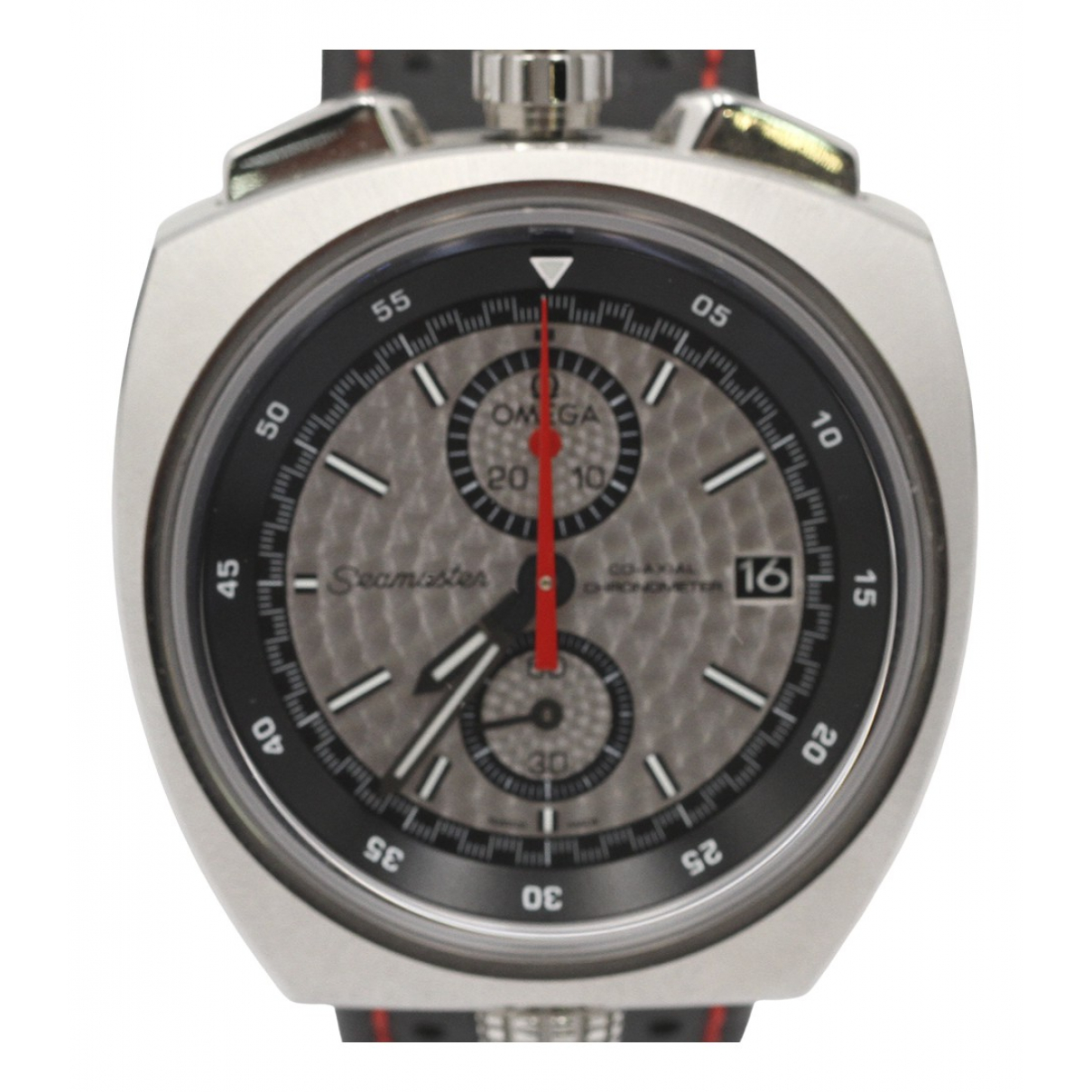 Omega Seamaster Uhr in Stahl