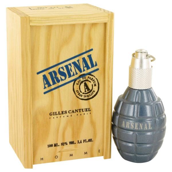 Arsenal Blue - Gilles Cantuel Eau de Parfum Spray 100 ML