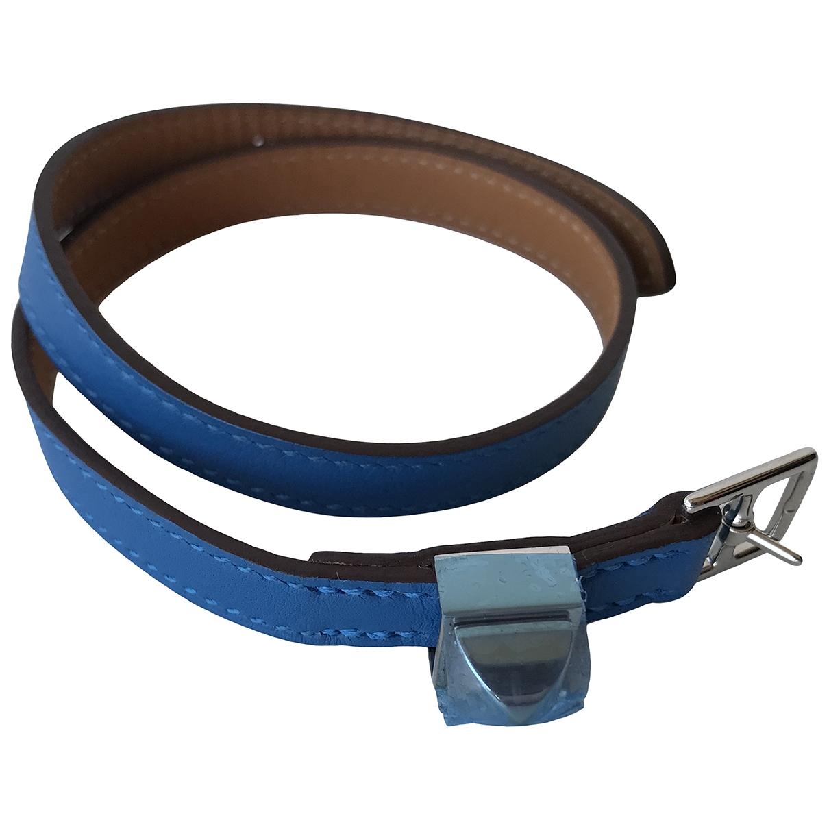 Hermes \N Armband in Leder