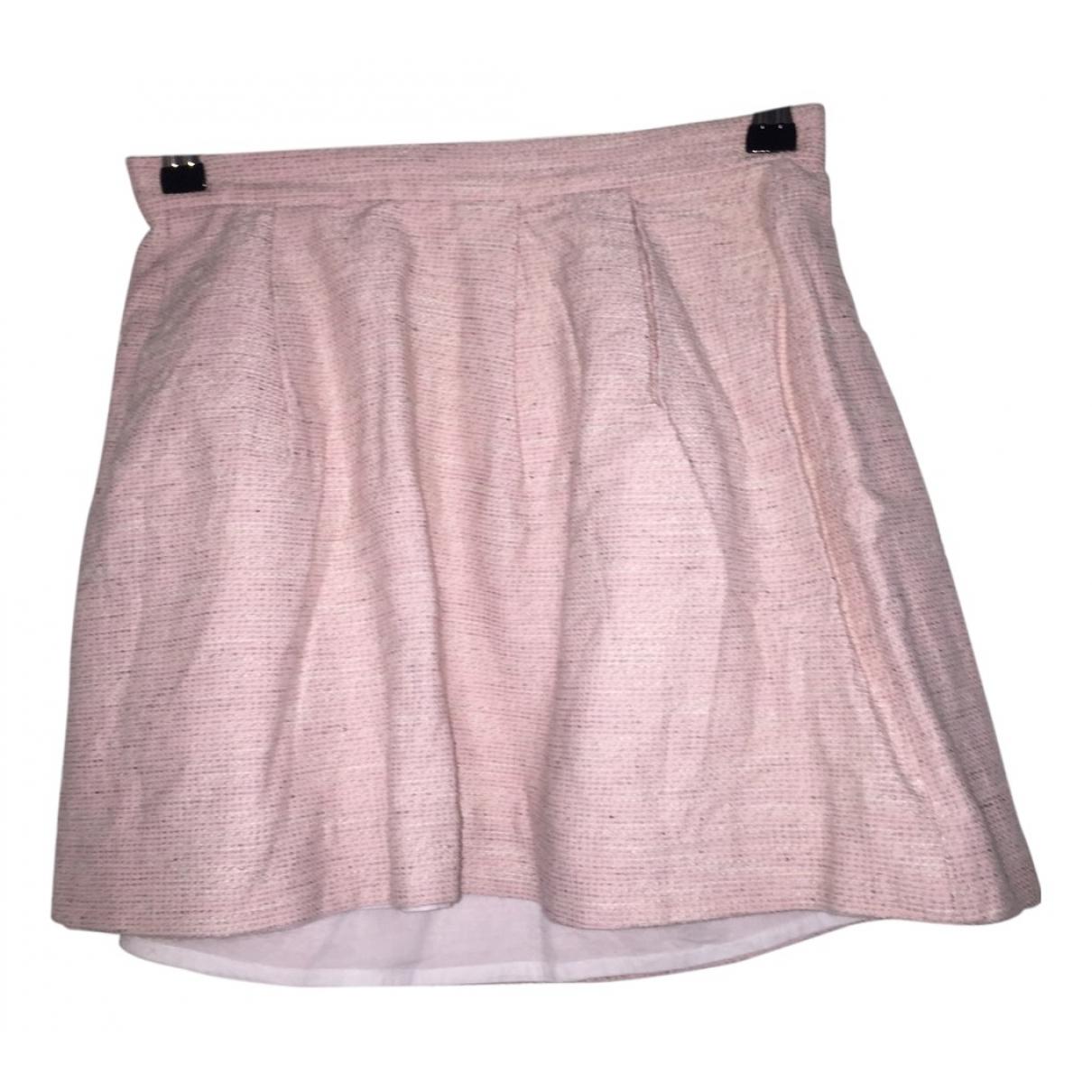 Bonpoint - Jupe   pour femme en coton - rose
