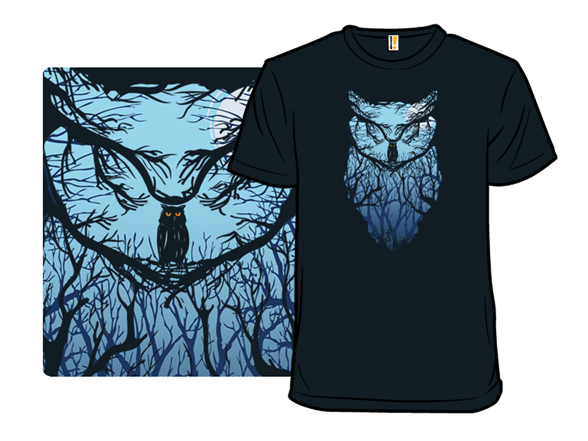 Rising Owl T Shirt