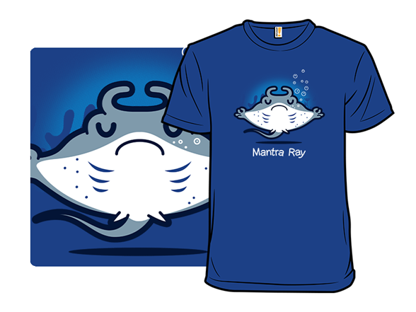 Mantra Ray T Shirt