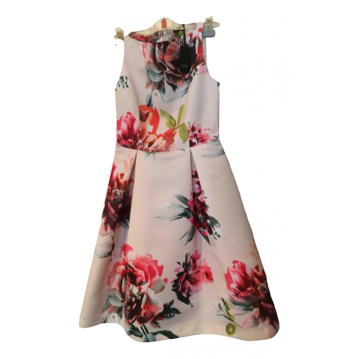Seventy \N Kleid in  Weiss Polyester