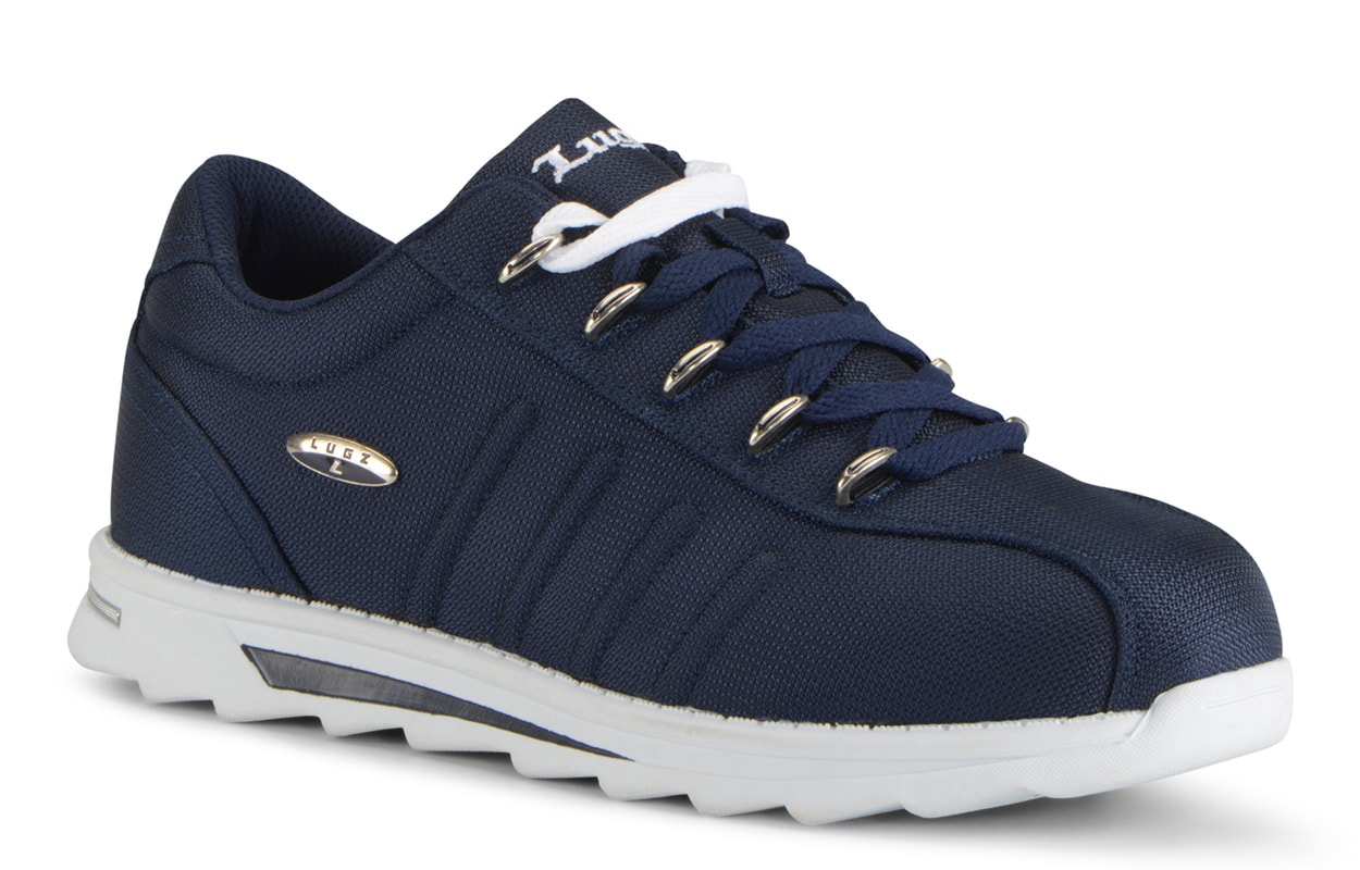 Men's Changeover II Ballistic Oxford Sneaker (Choose Your Color: NAVY/WHITE, Choose Your Size: 8.5)