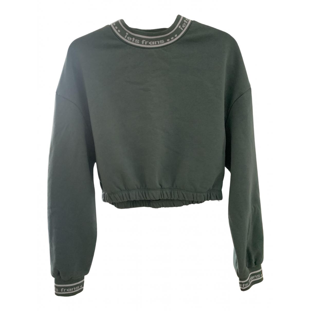 Urban Outfitters - Top   pour femme en coton - bleu
