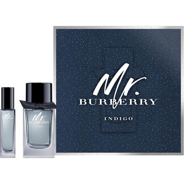 Burberry - Mr. Burberry Indigo : Gift Box Set 130 ML