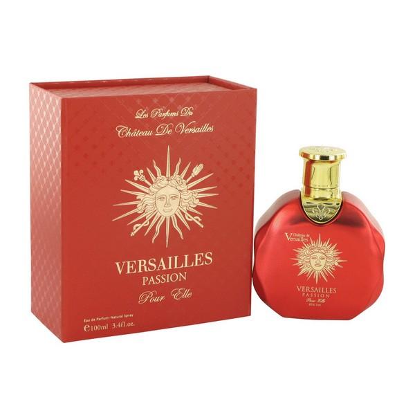 Versailles Passion Pour Elle - Parfums Du Chateau De Versailles Eau de Parfum Spray 100 ML