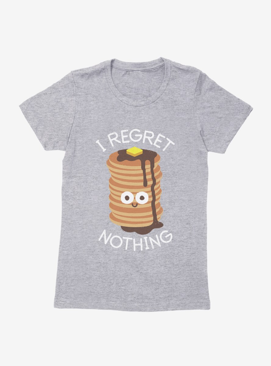 David Olenick I Regret Nothing Womens T-Shirt