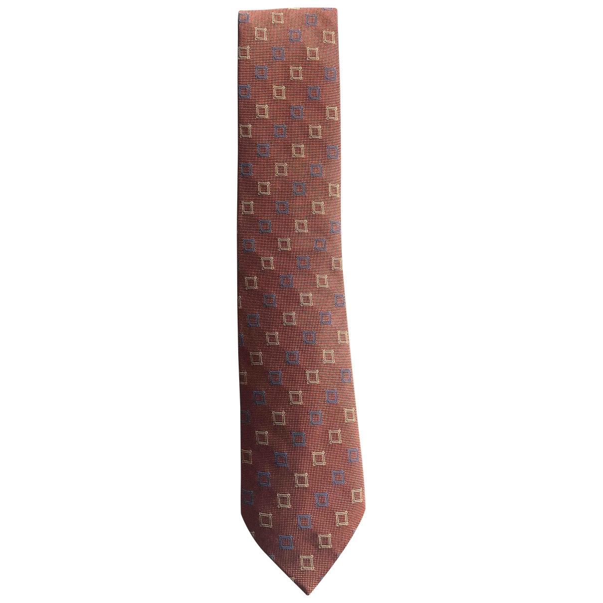 Corbata de Seda Hermes