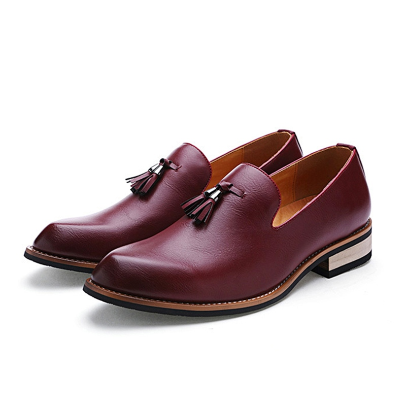 Ericdress Brotish Tassels Men's Oxfords