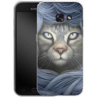 Samsung Galaxy A3 (2017) Silikon Handyhuelle - Ripple von Dan May
