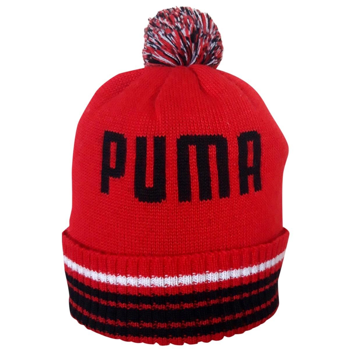 Gorro de Lana Puma