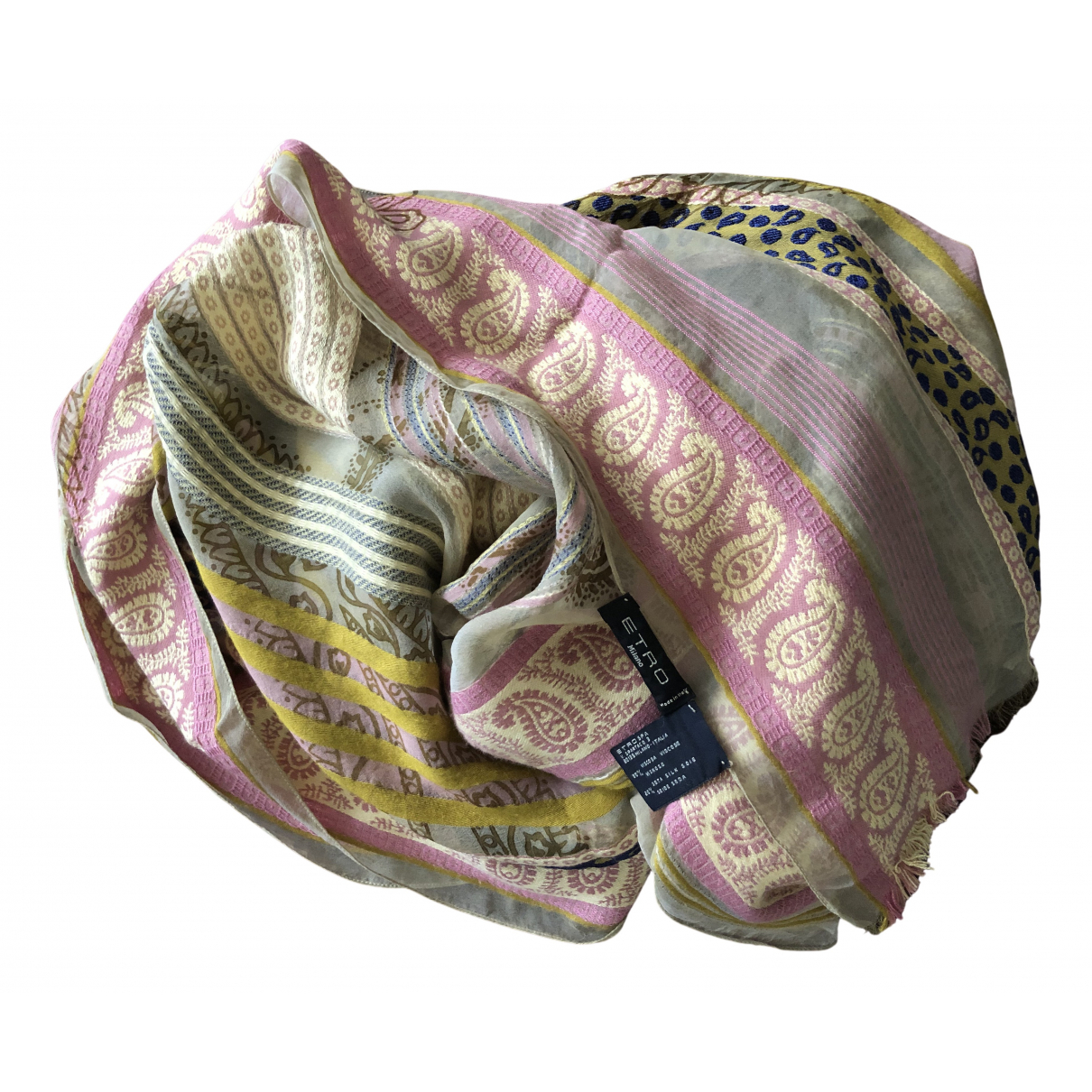 Etro - Foulard   pour femme - rose