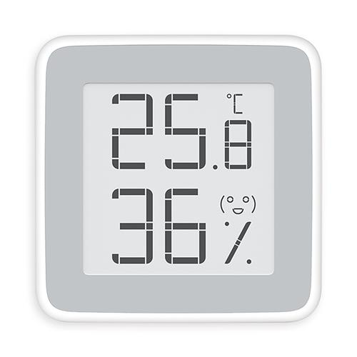 Xiaomi Miaomiaoce Digital Thermometer Hygrometer E-Link Ink Display High-Precision Temperature Humidity Monitor -White