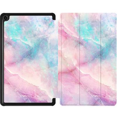 Amazon Fire 7 (2017) Tablet Smart Case - Iridiscent von Emanuela Carratoni