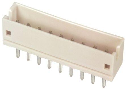 JST , ZH, 9 Way, 1 Row, Top Entry PCB Header (5)