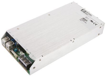 XP Power , 800W AC-DC Converter, 48V dc, Enclosed