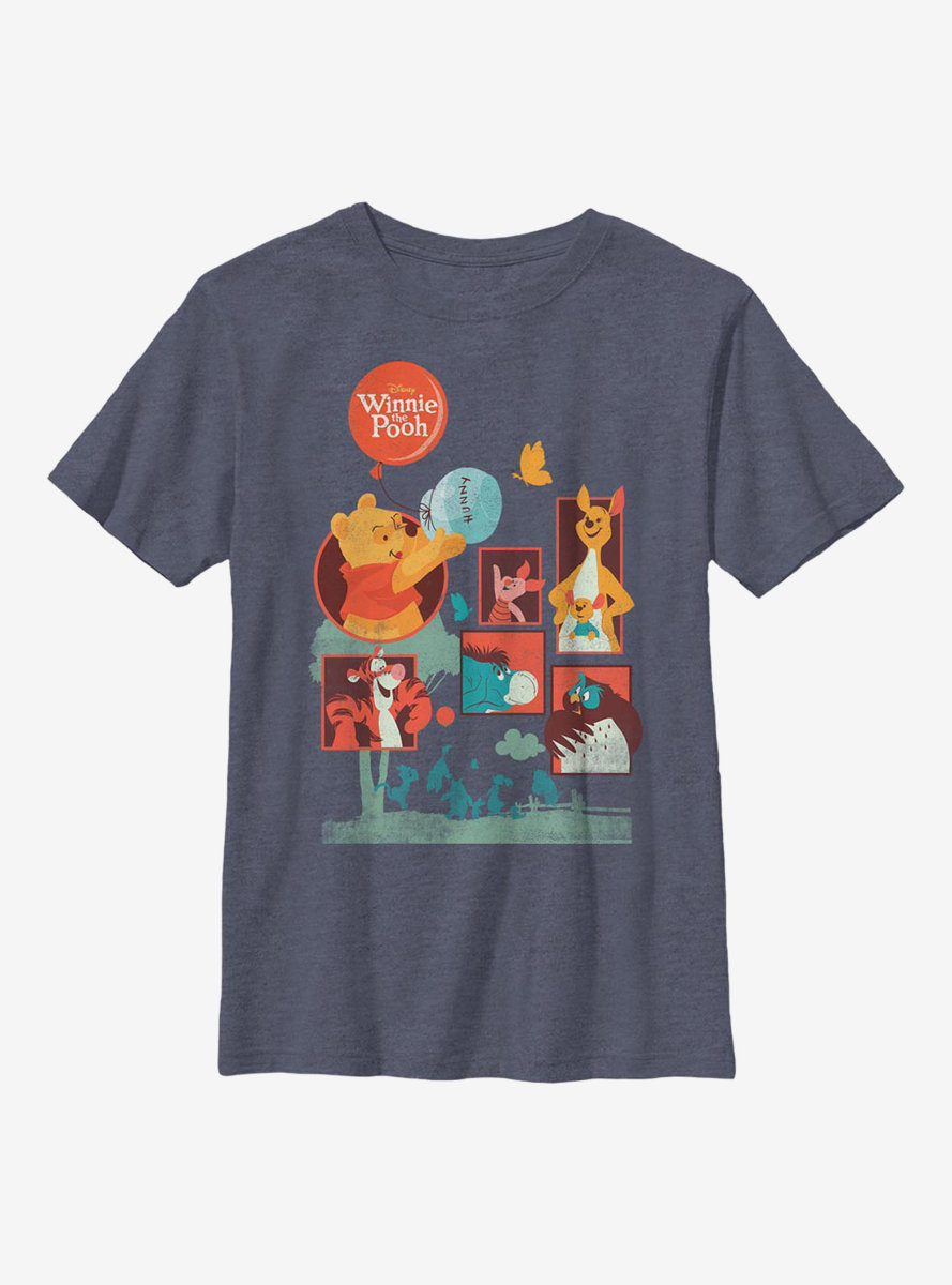 Disney Winnie The Pooh And Friends Youth T-Shirt