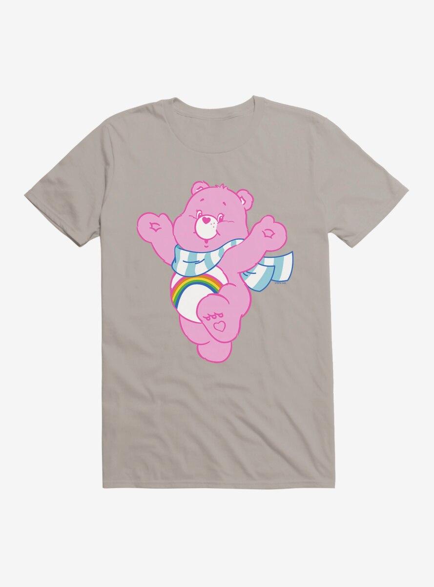 Care Bears Cheer Bear Scarf T-Shirt