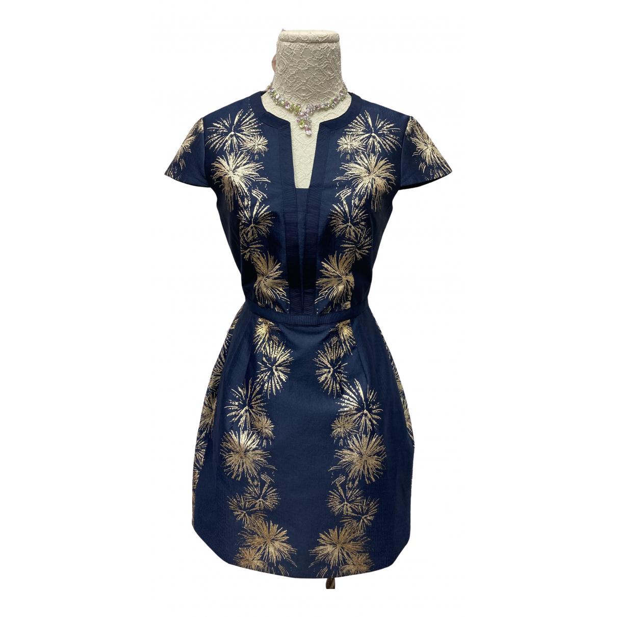 Ted Baker \N Blue dress for Women 34 FR