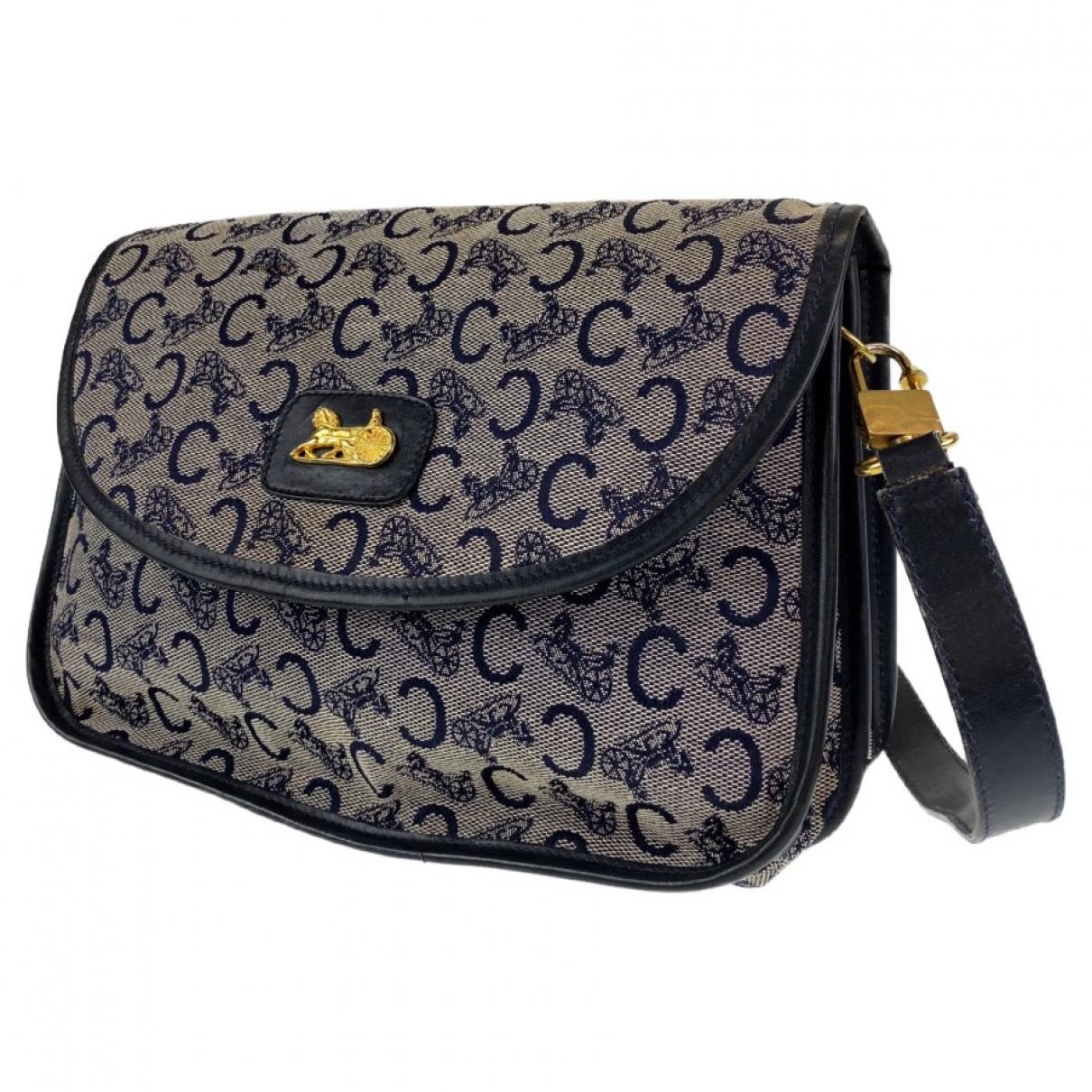 Celine N Black Cloth handbag for Women N