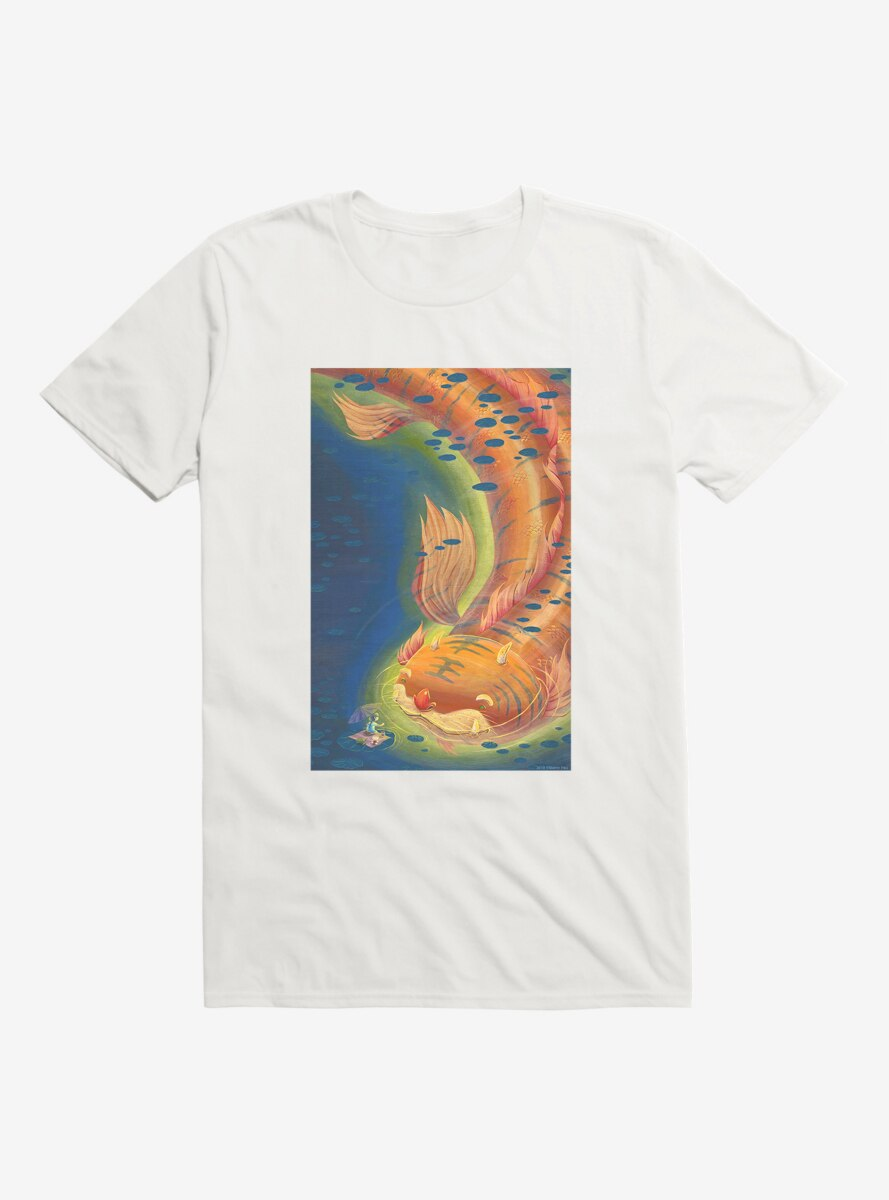 BL Creators: Martin Hsu Lily's Kitty T-Shirt