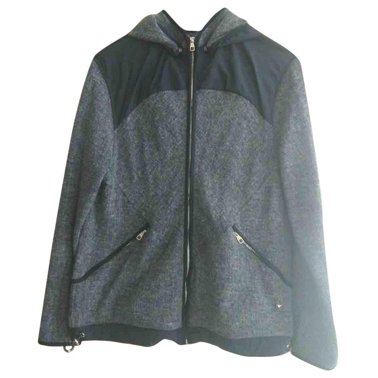 Louis Vuitton - Pull   pour femme en laine - gris