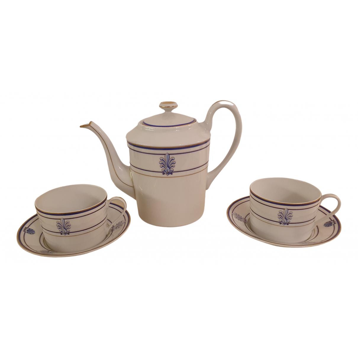 Juego de te/cafe de Porcelana Tiffany & Co