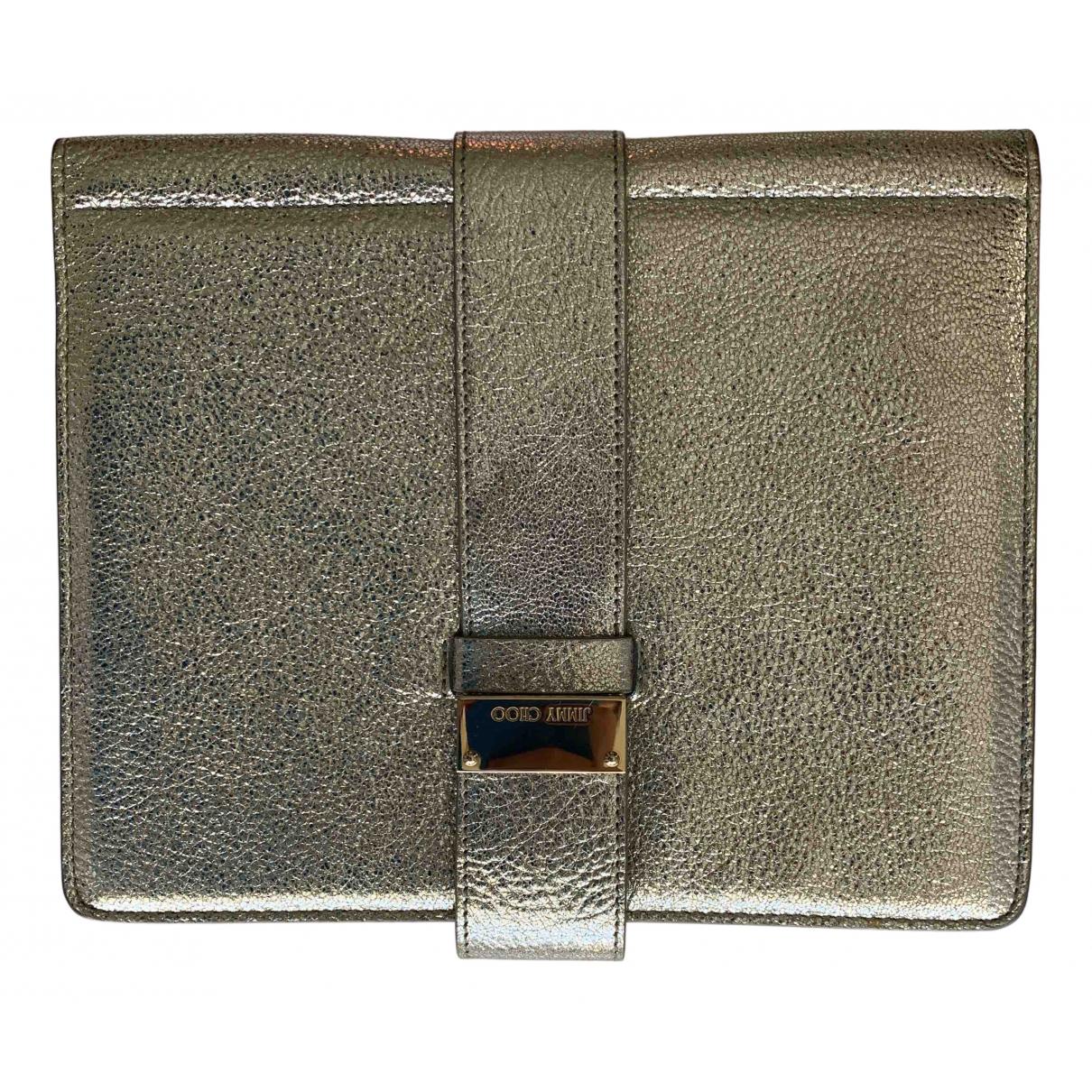 Jimmy Choo - Accessoires   pour lifestyle en cuir - argente