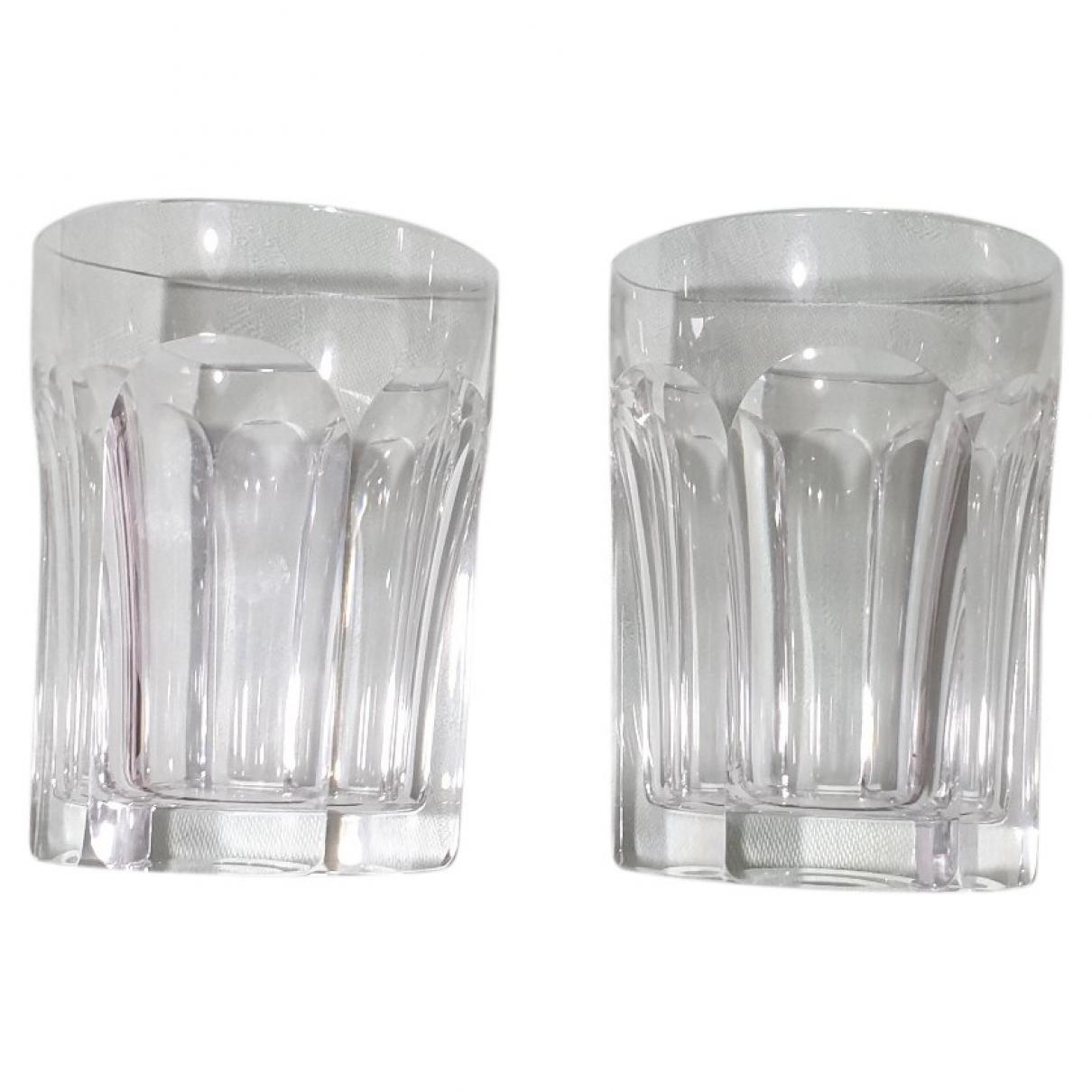 Baccarat - Arts de la table   pour lifestyle en cristal - blanc