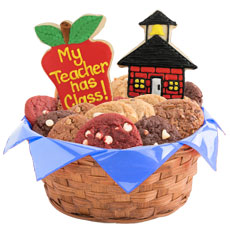 School Cookie Basket