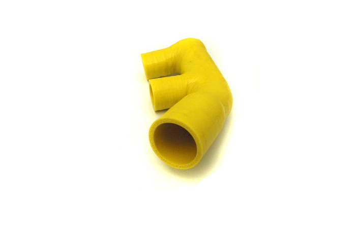 Agency Power AP-996TT-173Y Yellow Silicone F-Hose Kit Porsche 996TT 01-05
