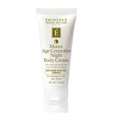 Eminence Monoi Age Corrective Night Body Cream (147 ml / 5.0 fl oz)