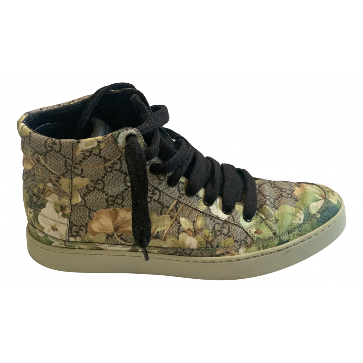 Gucci \N Sneakers in Polyester