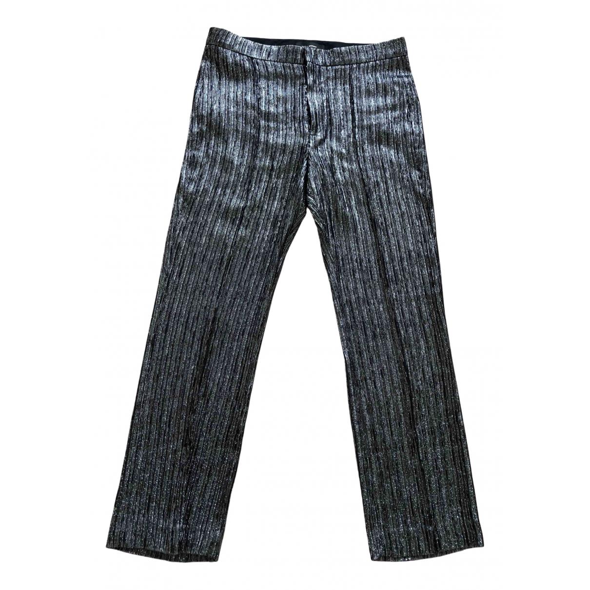 Pantalon recto Isabel Marant