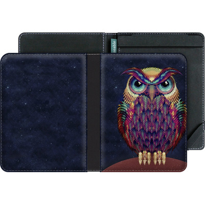 tolino vision 4 HD eBook Reader Huelle - Owl von Ali Gulec