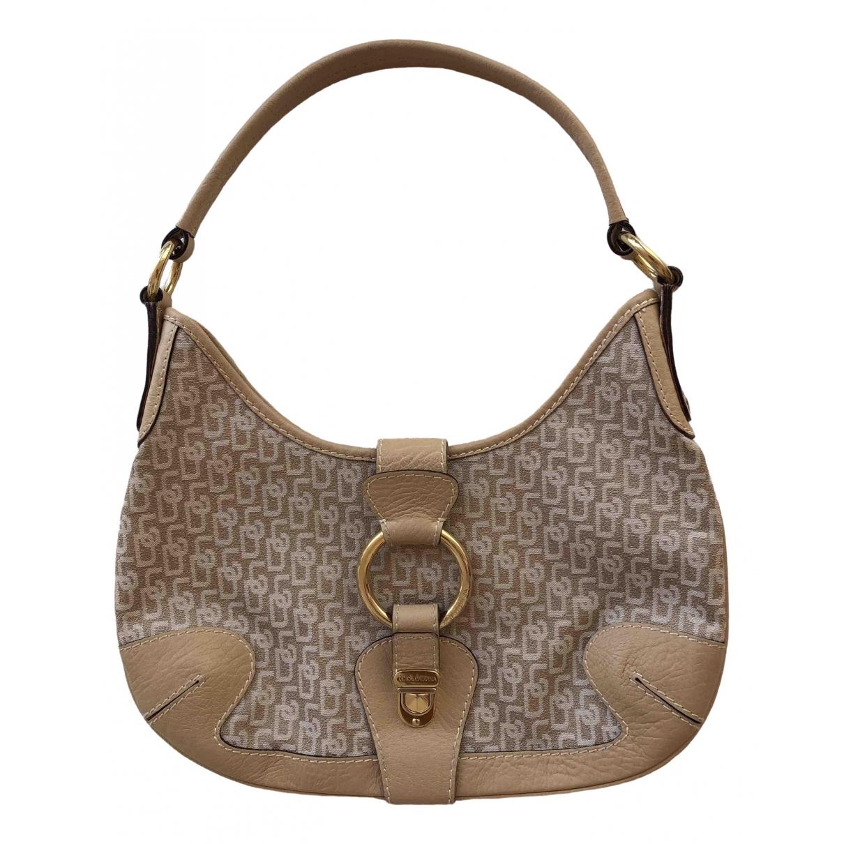 Dolce & Gabbana \N Beige Cloth handbag for Women \N