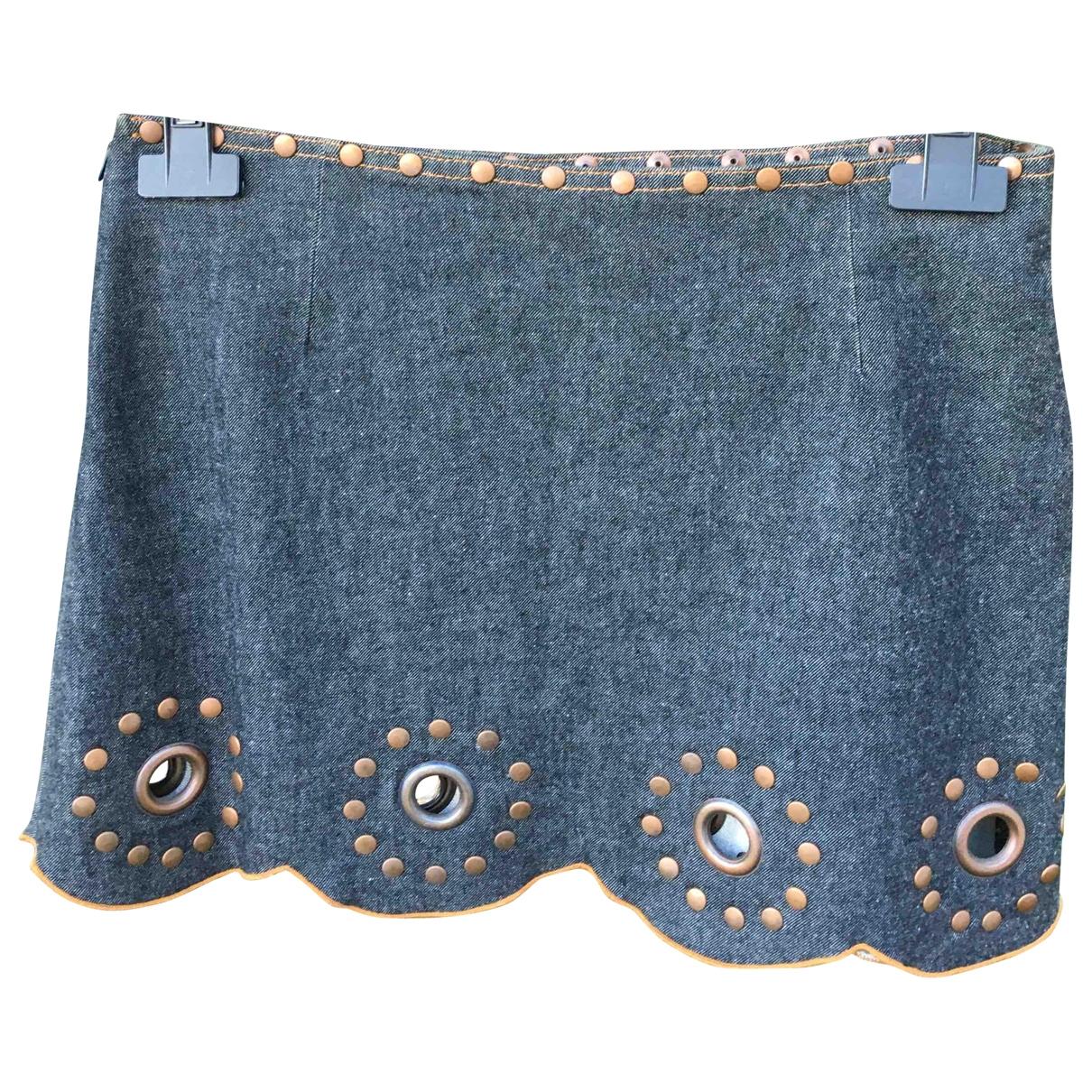 Mini falda Moschino Cheap And Chic