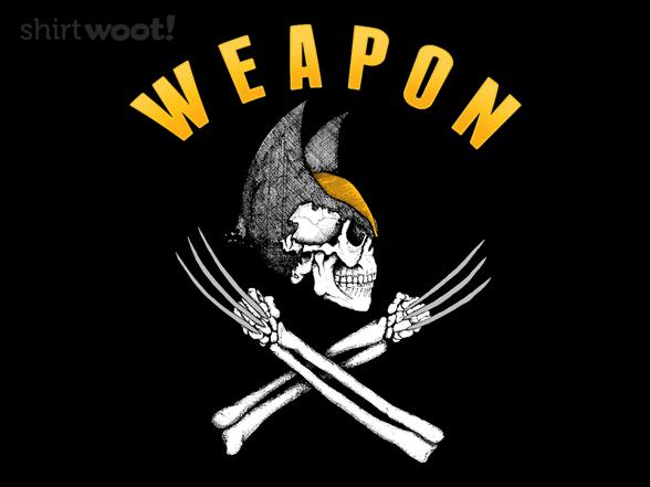 Weapon X T Shirt