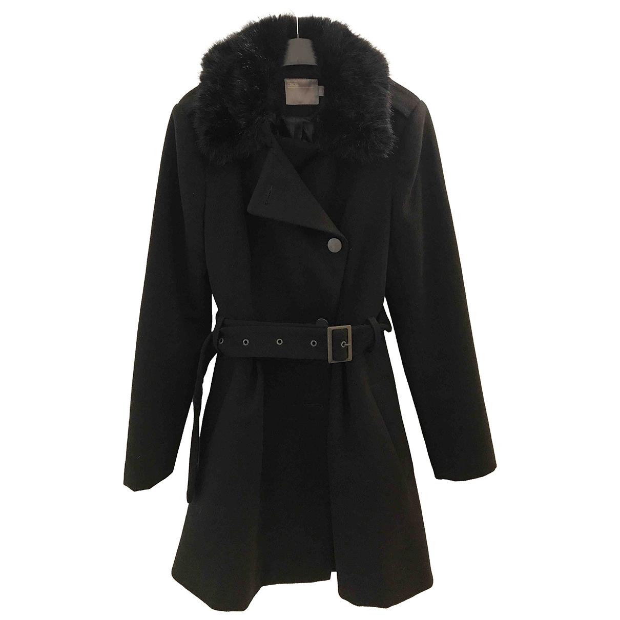 Asos \N Black Wool coat for Women 10 UK