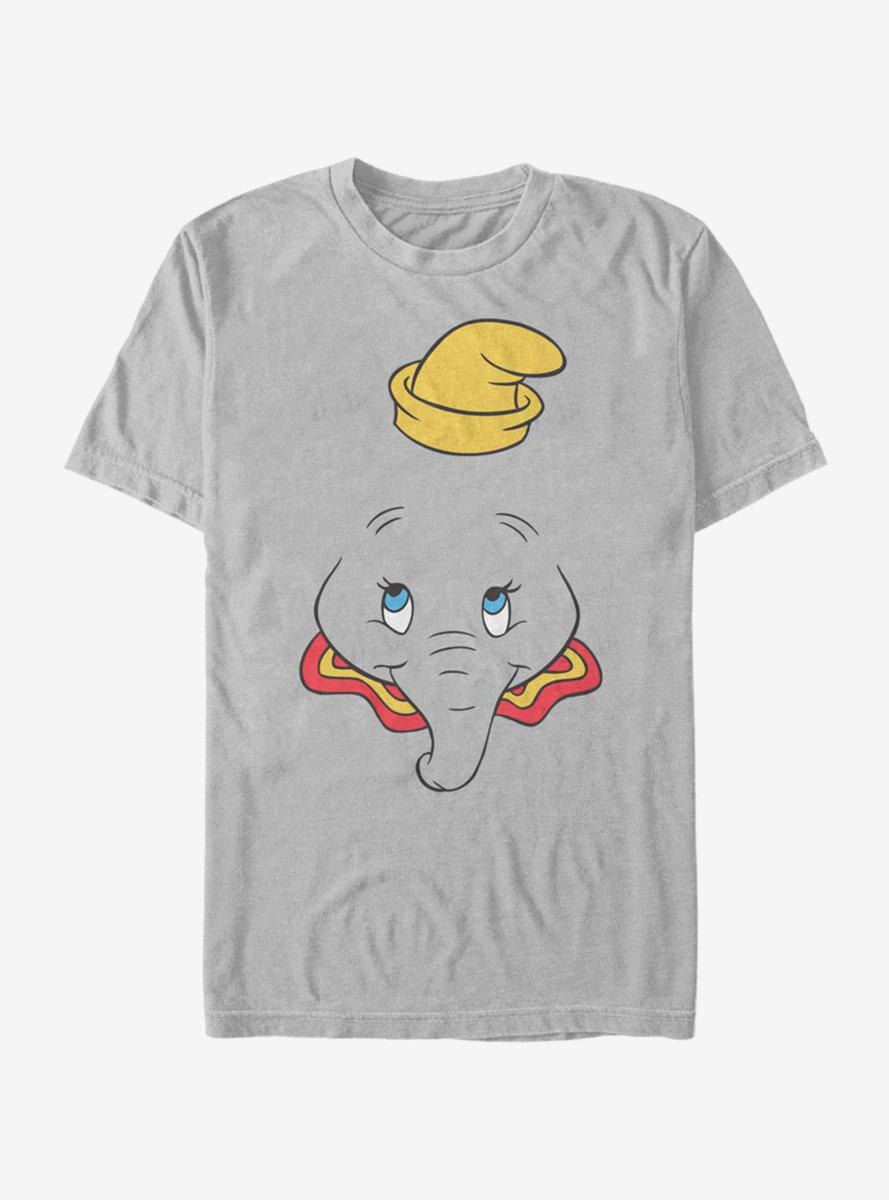 Disney Dumbo Big Face T-Shirt