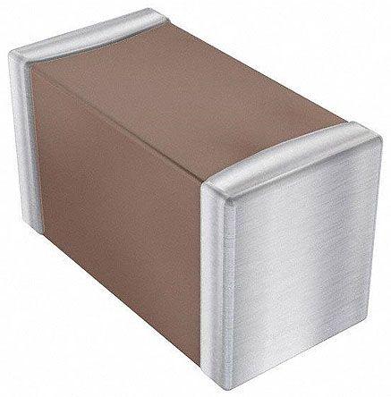 AVX 0603 (1608M) 1nF Multilayer Ceramic Capacitor MLCC 100V dc ±10% SMD 06031C102KAT2A (500)