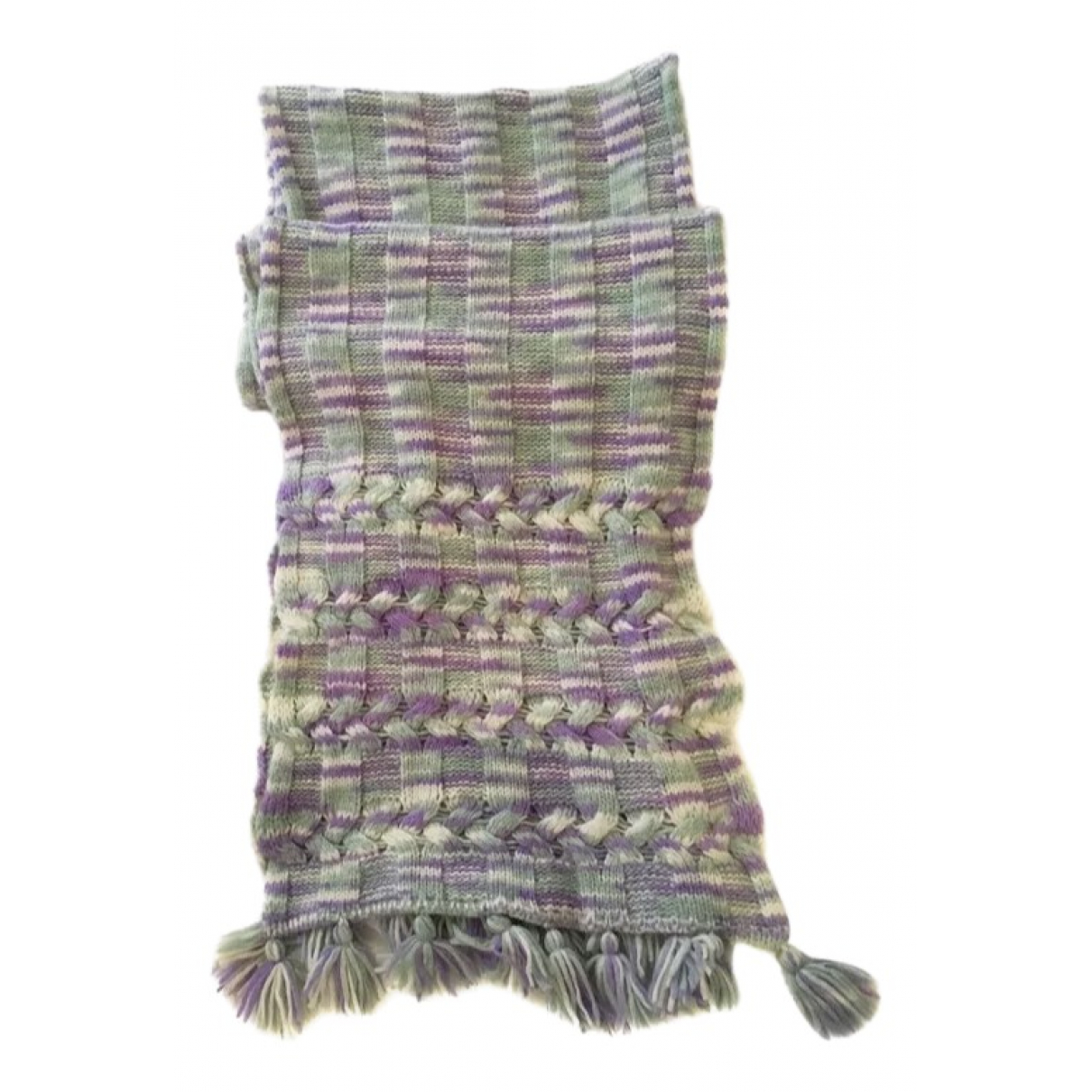 Missoni \N Multicolour Wool scarf for Women \N