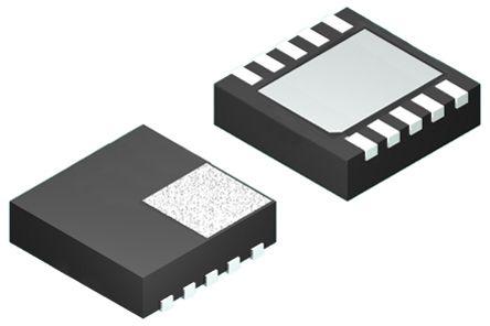 Texas Instruments LM2750SD-5.0/NOPB, Boost Regulator, Boost Converter 120mA, 1.7 MHz 10-Pin, WSON (10)