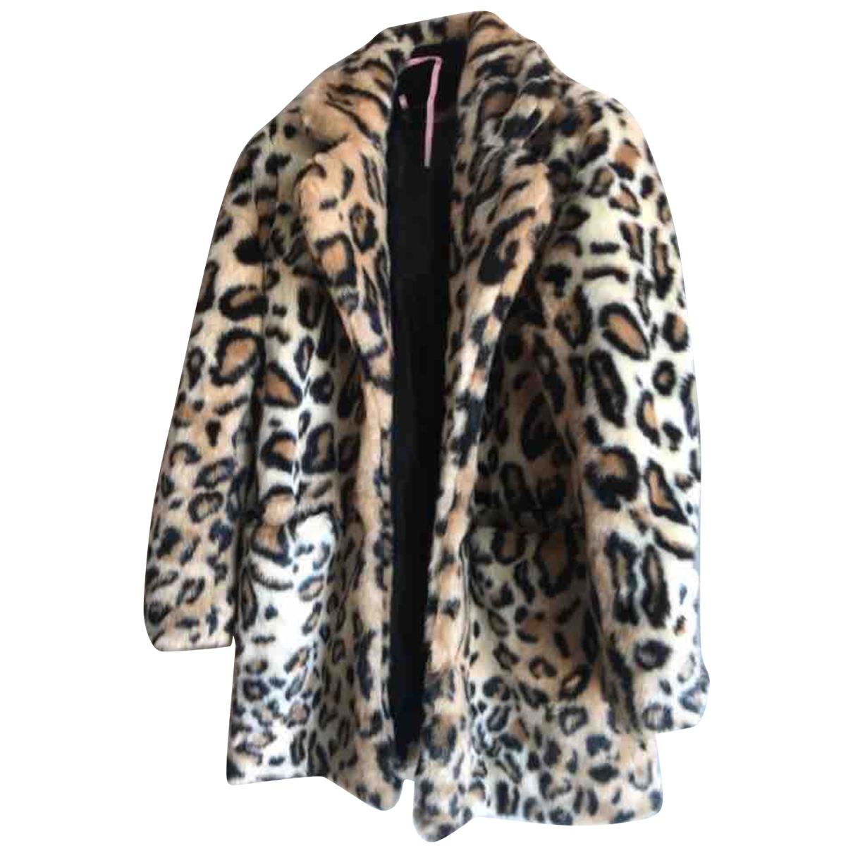 Non Signé / Unsigned \N Faux fur jacket for Women M International
