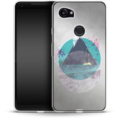 Google Pixel 2 XL Silikon Handyhuelle - Minimalism 10 von Mareike Bohmer