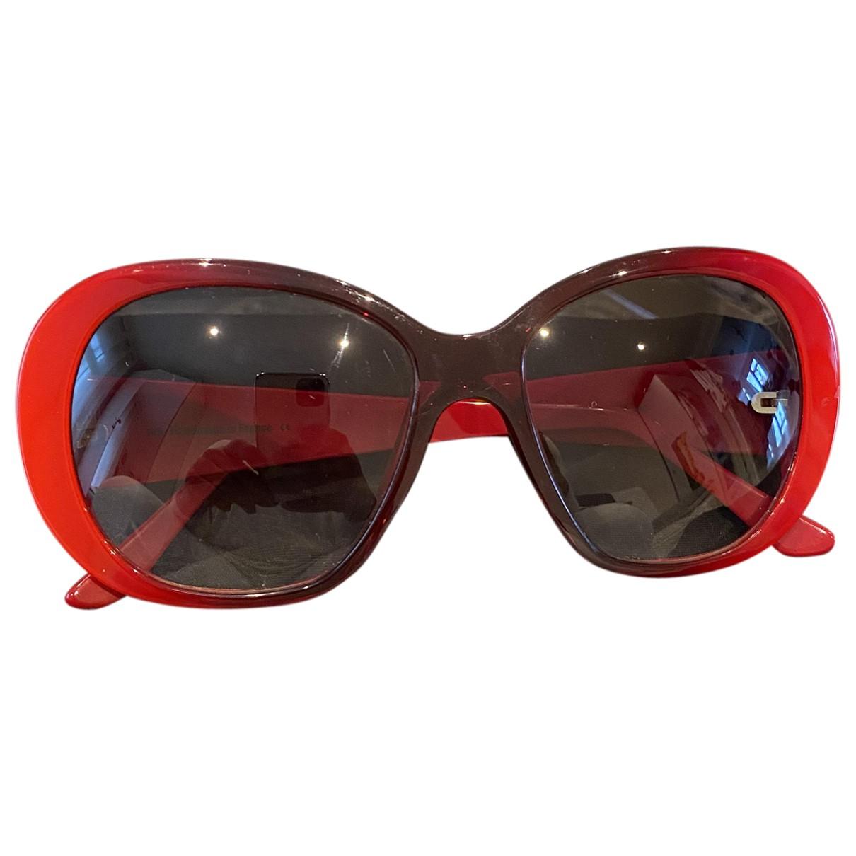 Cartier - Lunettes   pour femme - rouge