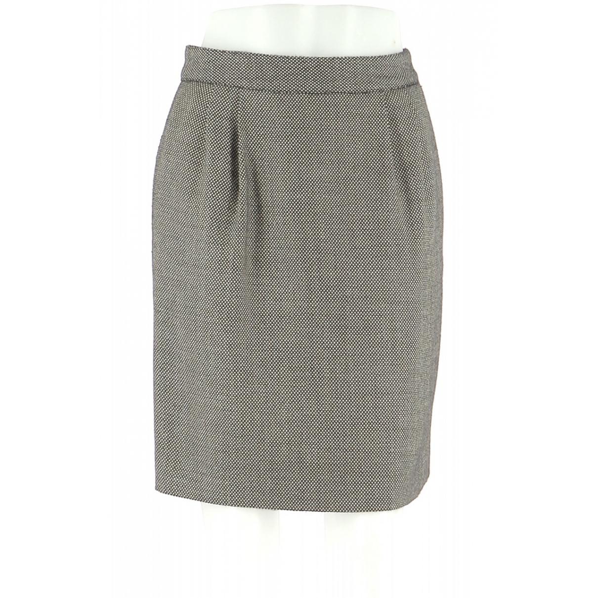 Paul & Joe \N Black Wool skirt for Women 38 FR